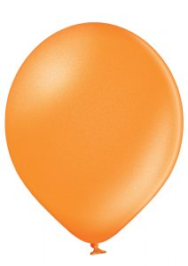 orange ballongfärg